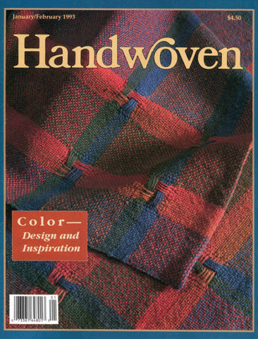 Handwoven, January/February 1993 Digital EditionImage