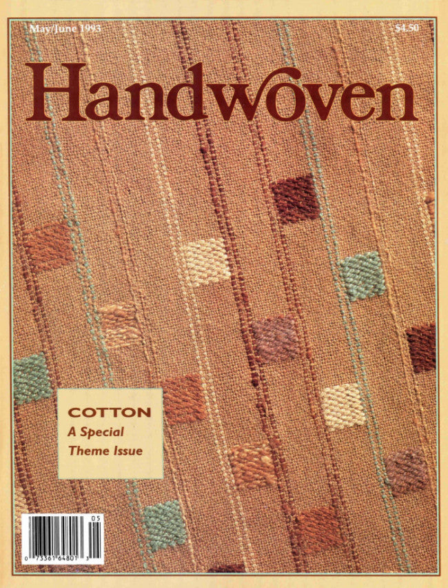Handwoven, May/June 1993 Digital Edition Image