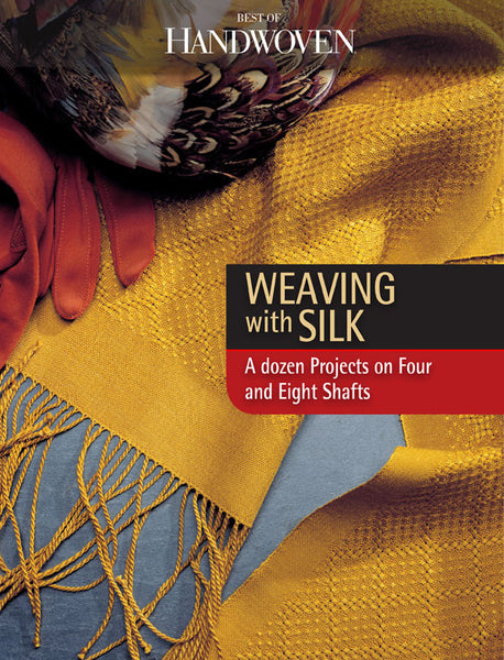 Best of Handwoven: Weaving with Silk eBookImage