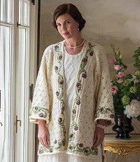 English Garden Wedding Kimono Image