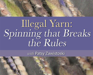 Illegal Yarn: Spinning that Breaks the Rules Video DownloadImage