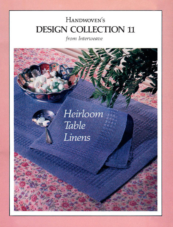 Handwoven's Design Collection 11 eBookImage