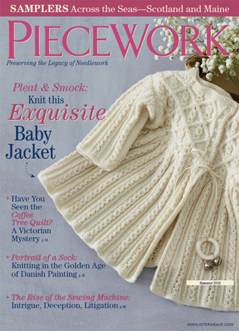 PieceWork Summer 2019 Print EditionImage