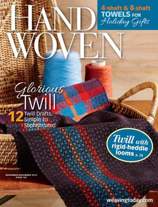 Handwoven, November/December 2013 Digital EditionImage