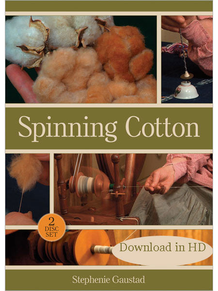 Spinning Cotton Video DownloadImage