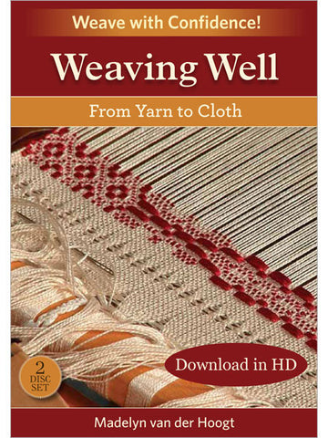 Weaving Well Video DownloadImage