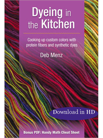 Dyeing in the Kitchen Video DownloadImage