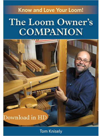 The Loom Owner's Companion: Know and Love Your Loom Video DownloadImage