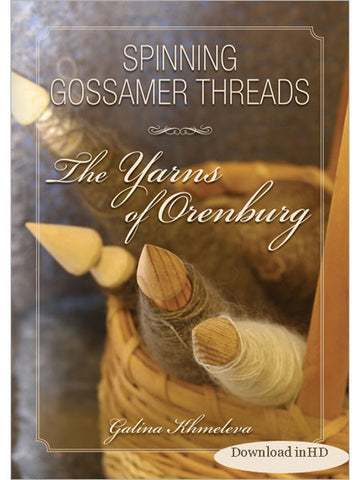Spinning Gossamer Threads: The Yarns of Orenburg Video DownloadImage