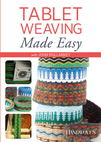 Tablet Weaving Made Easy Video DownloadImage