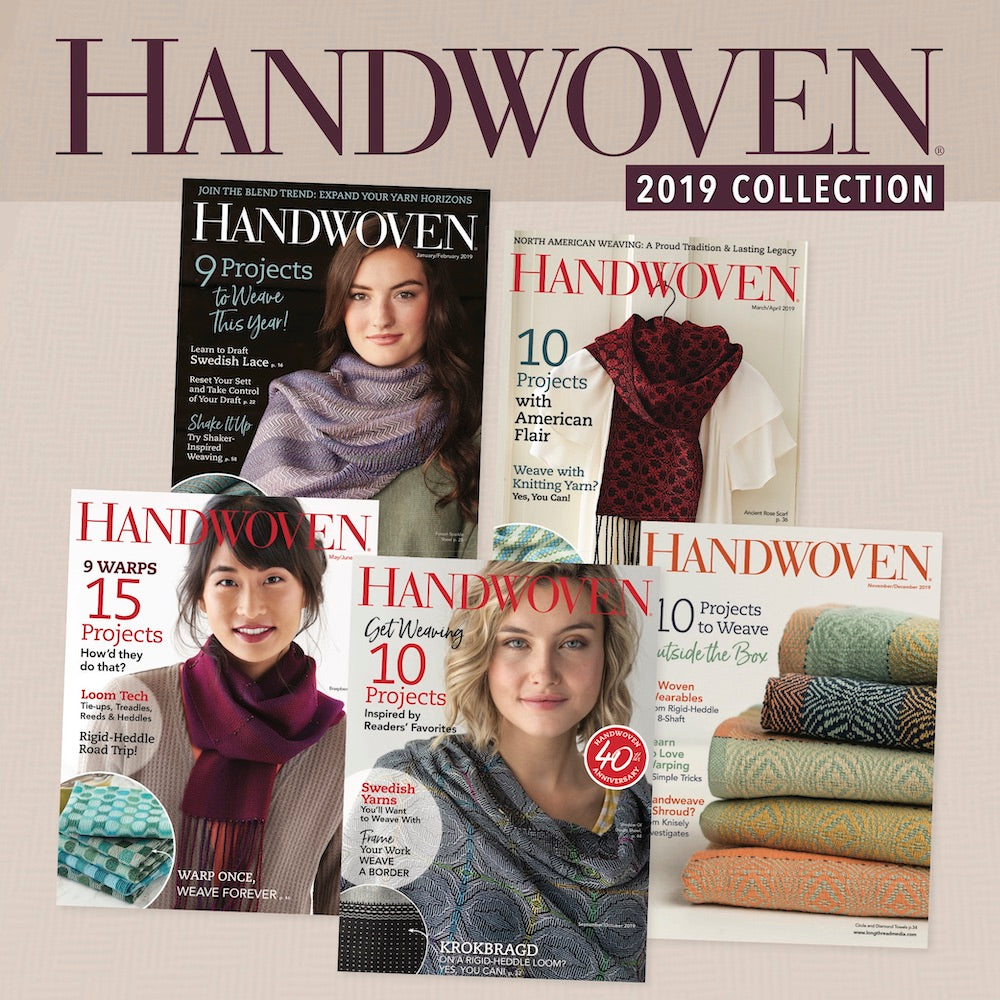 Handwoven 2019 Collection Download