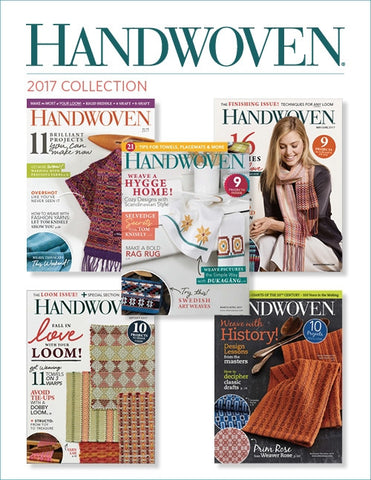 Handwoven 2017 Collection Download