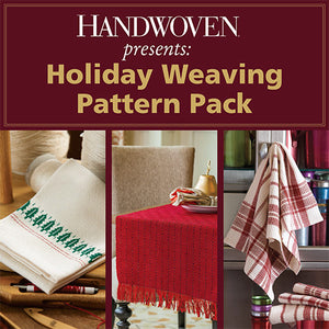 Handwoven Presents: Holiday Weaving Pattern PackImage