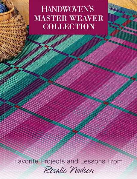 Handwoven's Master Weaver Collection: Favorite Projects and Lessons eBookImage