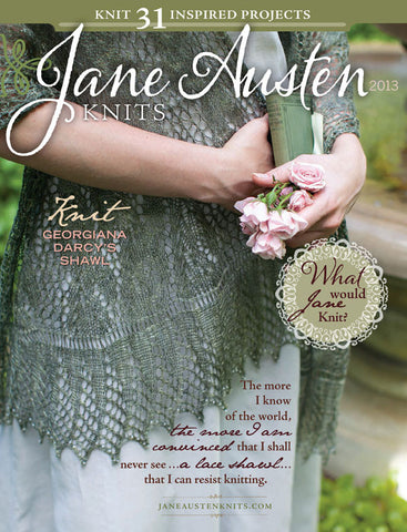 Jane Austen Knits, 2013 Digital EditionImage