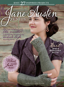 Jane Austen Knits, 2014 Digital EditionImage