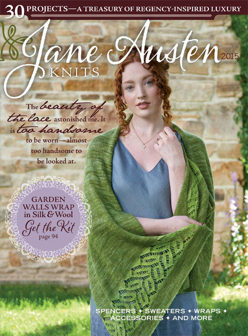 Jane Austen Knits, 2015 Digital EditionImage