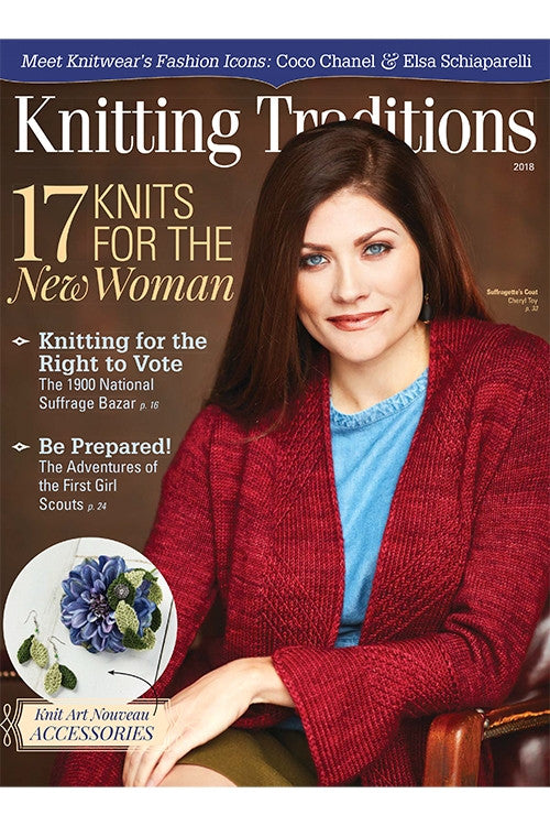 Knitting Traditions 2018 Digital EditionImage