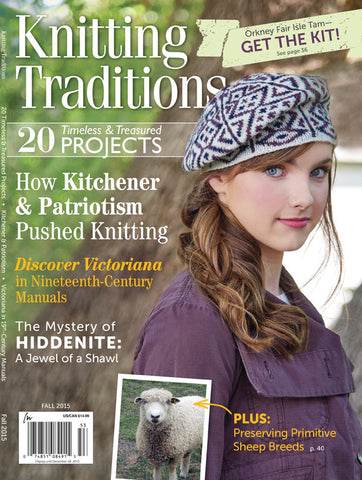 Knitting Traditions, Fall 2015 Digital EditionImage