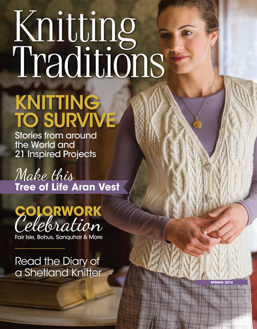 Knitting Traditions, Spring 2014 Digital EditionImage