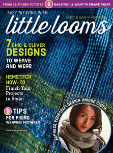 Easy Weaving with Little Looms Summer 2018 Digital EditionImage