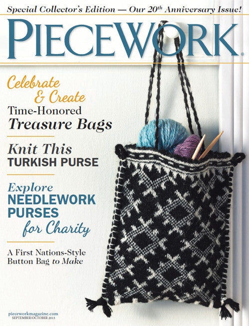 PieceWork, September/October 2013 Digital EditionImage