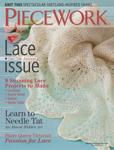 PieceWork, May/June 2014 Digital EditionImage