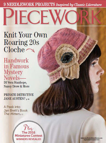 PieceWork, September/October 2016 Digital EditionImage