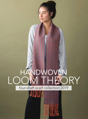 Loom Theory: Four Shaft Scarf Collection 2019