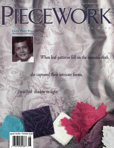 PieceWork, July/August 1994 Digital EditionImage