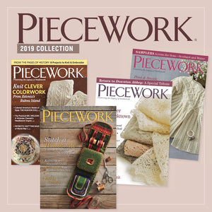 PieceWork 2019 Collection Download