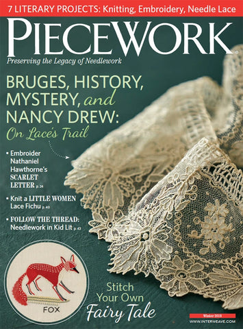 PieceWork Winter 2018 Digital EditionImage