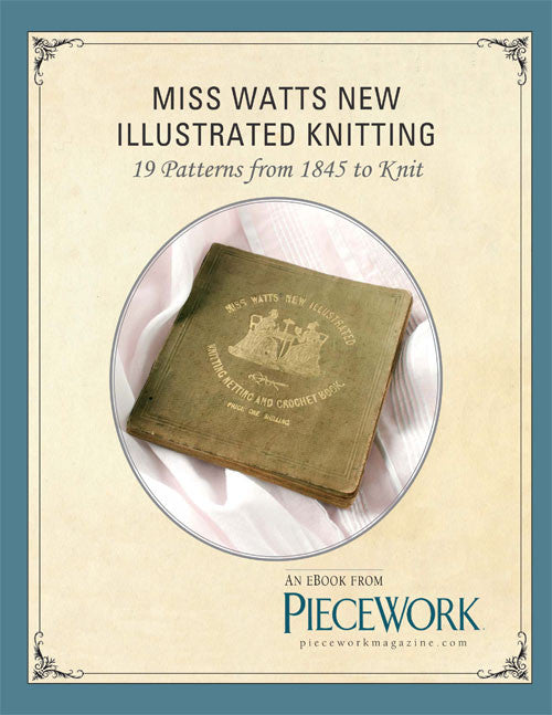 Miss Watts New Illustrated Knitting eBook Image