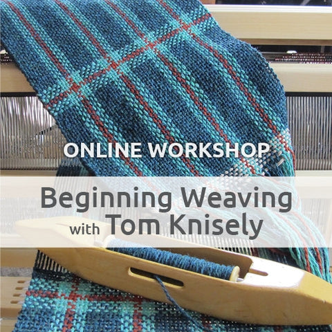 Beginning Weaving with Tom Knisely Online WorkshopImage