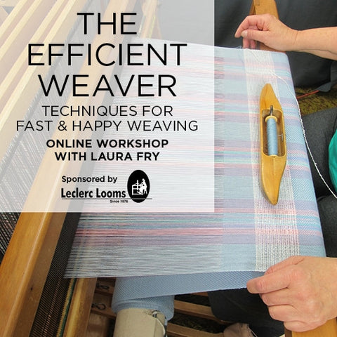 The Efficient Weaver Online WorkshopImage