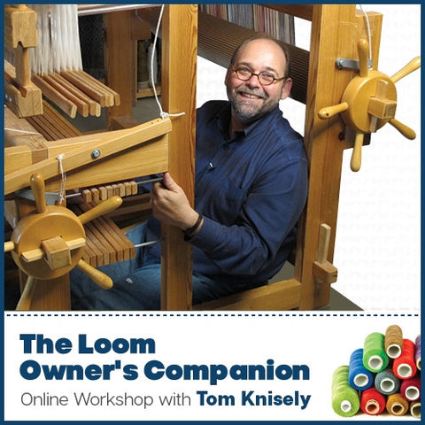 The Loom Owner's Companion Online WorkshopImage