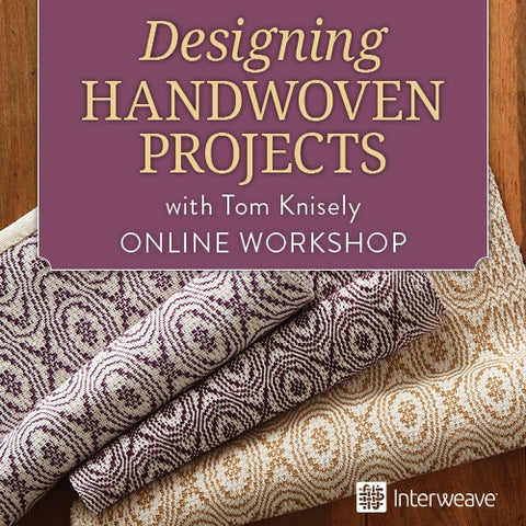 Designing Handwoven Projects Online WorkshopImage
