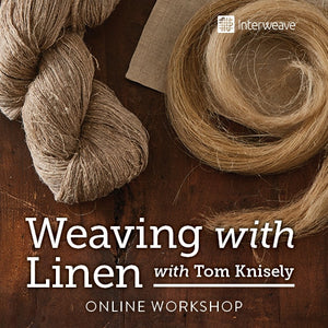 Weaving with Linen Online WorkshopImage