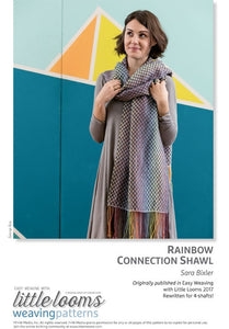 Rainbow Connection Shawl 4-Shaft PatternImage