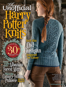 The Unofficial Harry Potter Knits, 2013 Digital EditionImage