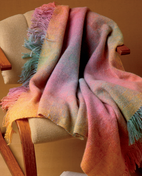 Best of Handwoven: Top Ten Blankets and Throws on Four Shafts eBook