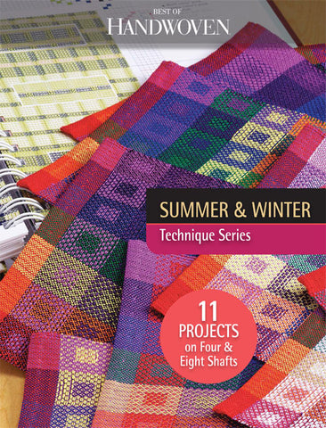 Best of Handwoven: Summer and Winter eBookImage