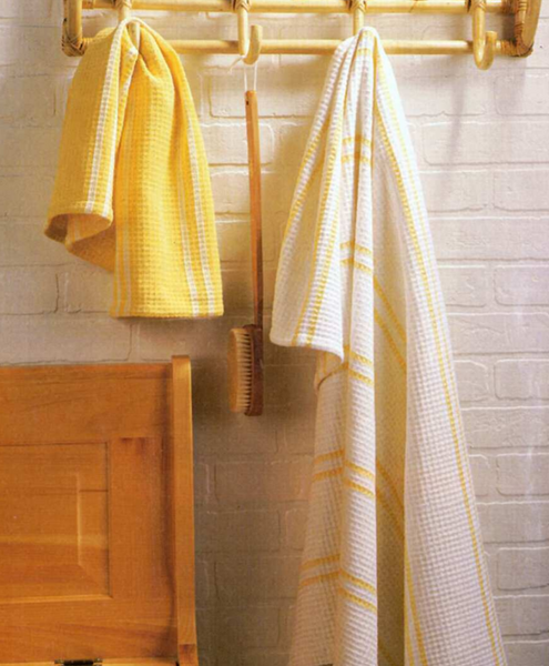 Top Ten Towels On Eight Shafts: A Project Collection eBook