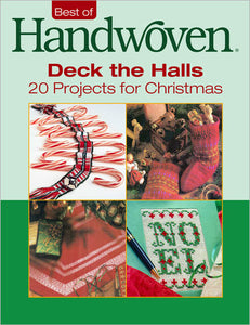 Deck the Halls: 20 Projects for Christmas eBookImage