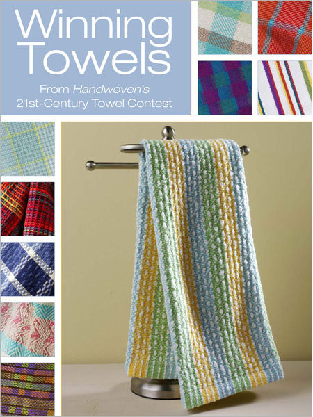 Winning Towels: Handwoven's 21st-Century Towel Contest eBookImage