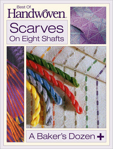 Best of Handwoven: Scarves on Eight Shafts eBookImage