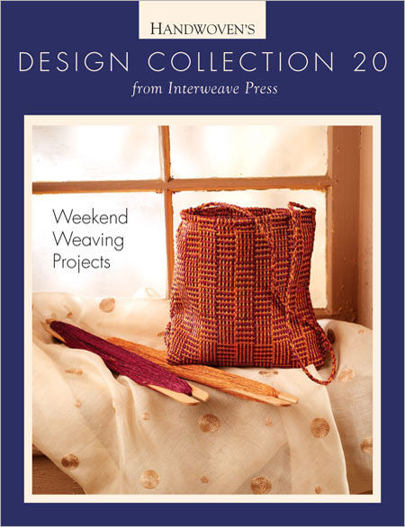 Handwoven's Design Collection 20 eBookImage
