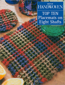 Best of Handwoven: Top Ten Placemats on Eight Shafts eBookImage