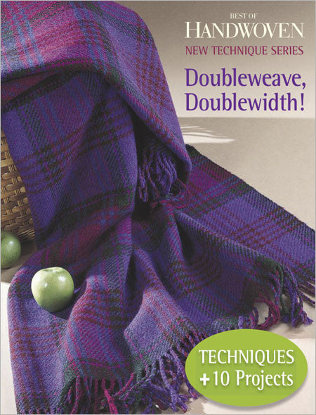 Best of Handwoven: Doubleweave, Doublewidth! eBookImage