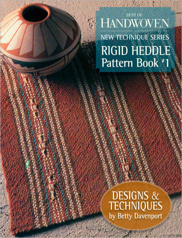 Best of Handwoven: New Technique Series: Rigid Heddle Pattern eBook 1 Image
